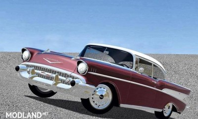 Chevrolet Bel Air 1957 [1.5.4], 1 photo